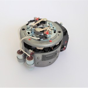Two-cylinder dynamo 6V with voltage regulator, Jawa-CZ 350