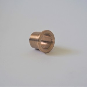 Bush for gear shaft 15,5x16x13 mm, clutch side, bronz, Jawa, CZ 175