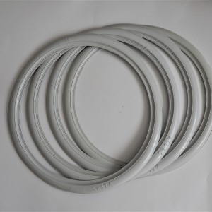 Tube protector 16 inches, a set of 4 pieces, white, Jawa, CZ