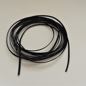 Braided cover for electrical cables, narrow, 1m, Jawa, CZ