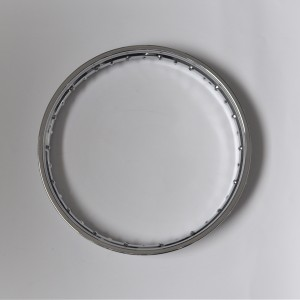 Rim 1,60/16 inches, chrome, Jawa, CZ