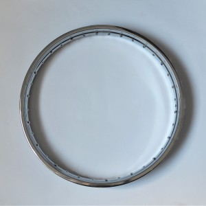 Rim 1,60/19 inches, chrome, Jawa, CZ
