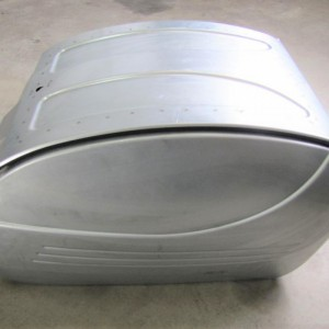 PAV box - metal