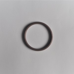 Rubber ring 40/3,5mm, exhaust pippe-exhaust, FPM - high temperature resistance, Jawa, CZ
