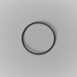 Rubber ring 40/2mm, exhaust pippe-exhaust, FPM - high temperature resistance, Jawa, CZ