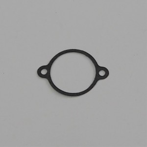 Gasket for carburettor float chamber, Jawa 20-23