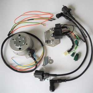 Electronic ignition GEMO® - D05 12V twin cylinder, Jawa, CZ 350 633, 634