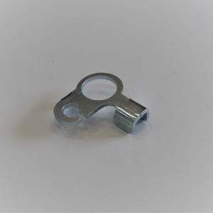 Grommet on the brake wire, zink, Jawa 634-640