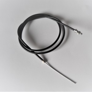 Clutch cable without adjusting screw 120/135cm, Jawa Perak