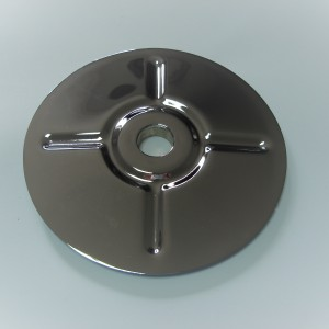 Rear chainwheel cover, chrome, Jawa 250/350 1954--