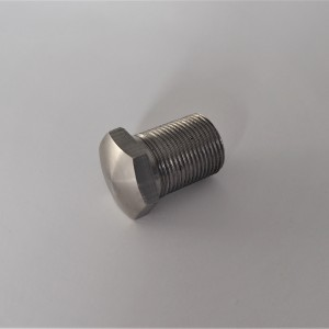Screw for front fork, stainless steel, Jawa 175 Special, Villiers