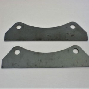 Engine holders, rear, part of frame, Jawa 500 OHC