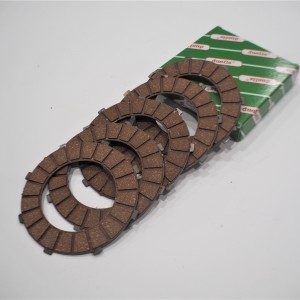 Clutch plates, 5 pieces, DUELLS, Jawa