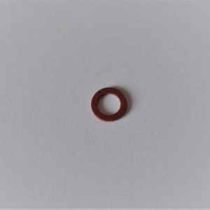 Fiber washer 10 x 6 x 1 mm