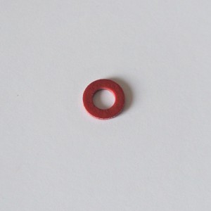 Fiber washer 12 x 6 x 1,5 mm