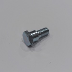 Screw of the axle of main stand, D=8 mm, zink, Jawa 50