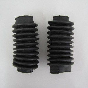 Rubbers set for front fork, CZ