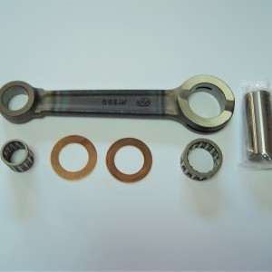 Connecting rod 22mm, on axle 16mm, DUELLS, set, Jawa 175/350