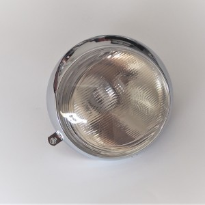 Headlight, Jawa 250/350 Kyvacka half-drum, 500 OHC 01
