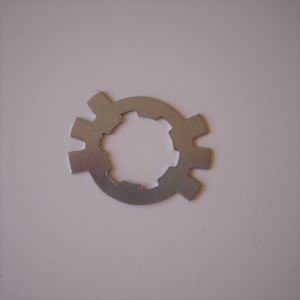 Safety washer for front chainwheel, Jawa 250/350