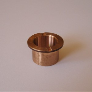 Bushing of gearbox, open, 14mm, bronze, Jawa, CZ 250/350