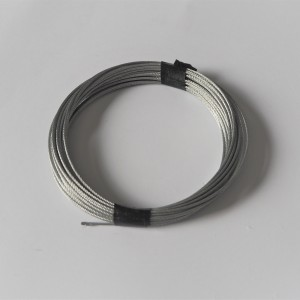 Steel cable, fi 1,5 mm, Packung 10 m