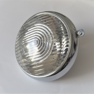 Headlight, glass diameter 150 mm, Jawa 175/250 Special