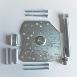 Puller for engine block halving, universal, set, Jawa, CZ