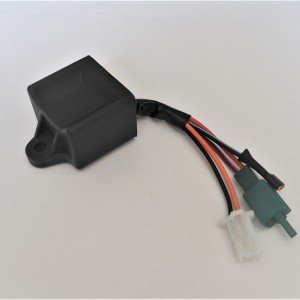 Ignition module to electronic ignition GEMO®