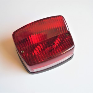 Rear light, red, Jawa, CZ