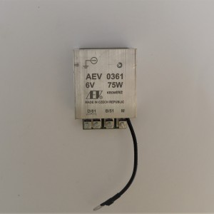 Regulator for dynamo 6V/75 W - pole AEV 0361