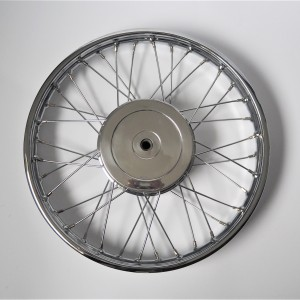 Back wheel, rim 1,85/18,  CZ 125-175