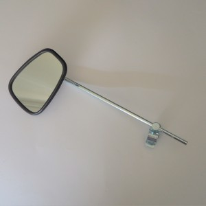 Mirror with a steering wheel clamp, zinc, Jawa, CZ