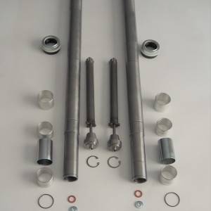 Front fork, repair kit with aluminum bushes, Jawa, CZ