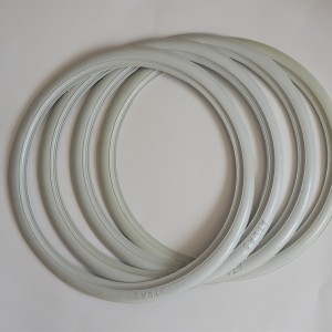 Tube protector 18 inches, a set of 4 pieces, white, Jawa, CZ