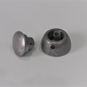 Fitting with a gas roll plug, Jawa, CZ 1946---