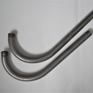 Exhaust pipes long for fish, raw, Jawa 350 typ 354 Kyvacka