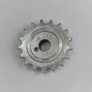 Chainwheel, 17 teeth, CZ 125/150 B, C, T