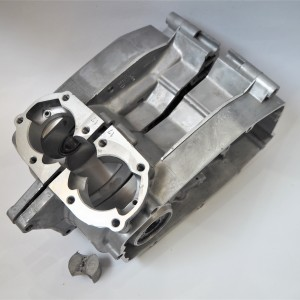 Engine block with bearings and oil seal, Jawa 638-640