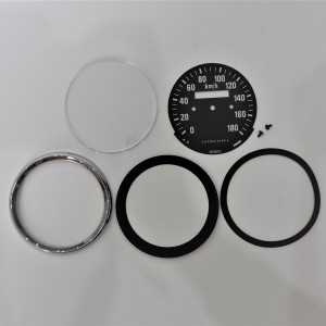 Repair set for rund speedometer 180 km/h, Jawa 634-640