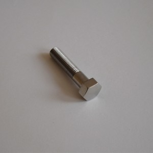 Screw M7x34, stainless steel, polished, Jawa, CZ