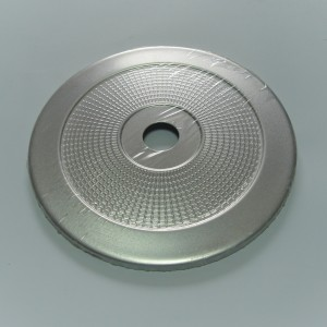 Front wheel cover, knurling, Jawa 1960--