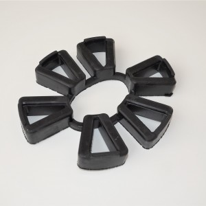 Rubber of rear chainwheel, Jawa, CZ, Panelka, 634