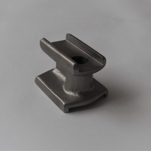Bracket for brake, stainless, Jawa 250/350 Kyvacka