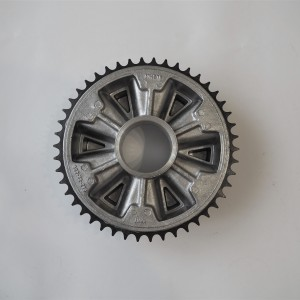 Rear chainwheel 46 teeth, Jawa