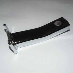 Bracket for brake reaction, back, chrome, Jawa 250/350