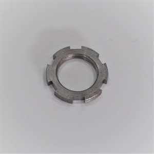Nut for chain wheel secondary M25x1.5, Jawa, CZ 125-350
